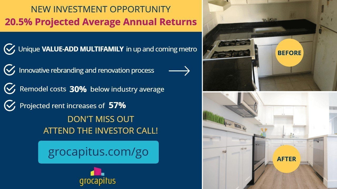 Ideal Value-Add Multifamily Investment Opportunity