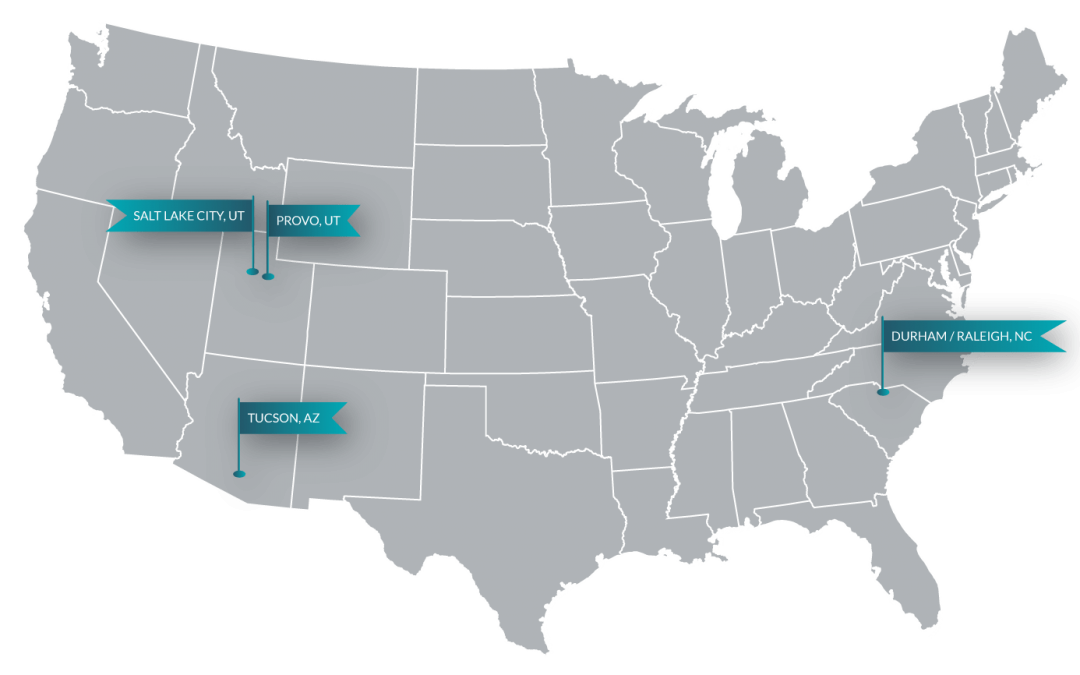 Forbes Article – The 10 US Cities Best Positioned To Recover From Coronavirus (And The 10 Worst)