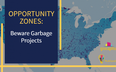 Beware Of Garbage Opportunity Zone Projects